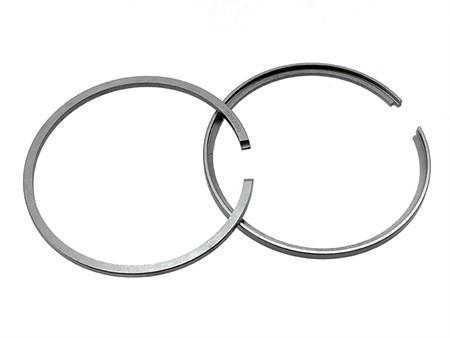 Kolbenringe 38.8x1.5mm inkl. 38.8x2 L-Ring zu METEOR Kolben Ciao/Si, Set à 2 Stück