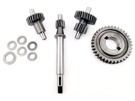 Getriebesatz Pinasco, verlängert Piaggio Ciao / SI Variomatik (9,5:1)