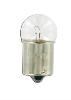 Glühlampe BA15s (G18) 12V10W weiss (1 Stück)
