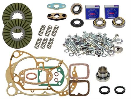 Revisionssatz komplett Sachs 502 Motor (Schlitz Ausf.)