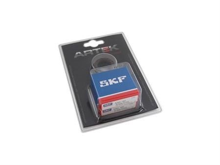 Kurbelwellenlager-Set ARTEK, SKF 6204 TN9 C4, Minarelli AM6