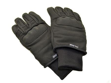 Handschuhe Winter Softshell City1, schwarz, Gr. M
