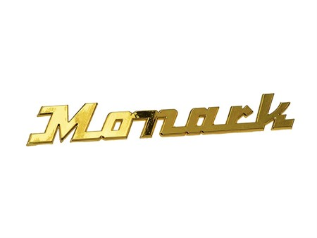 Schriftzug Monark