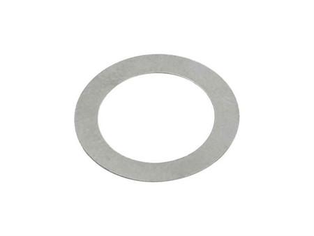 Passscheibe 20x28x0.15mm Stahl blank (1 Stück)