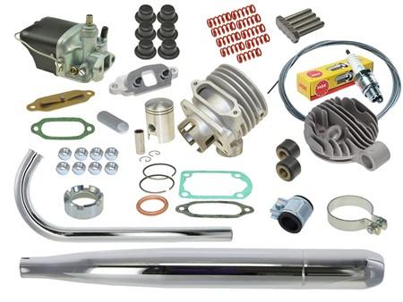 Tuningset Sachs 502 Sport 38mm Membran