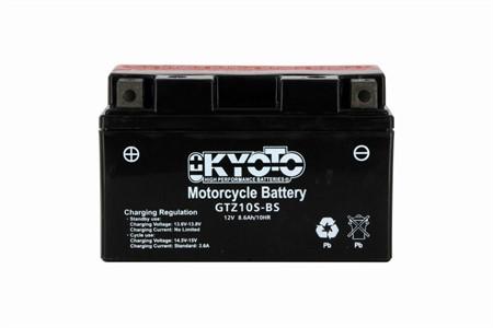 Batterie YTZ10-S Kyoto (voll)
