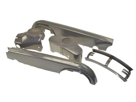 Kreidler Florett RS Verkleidungsset grau