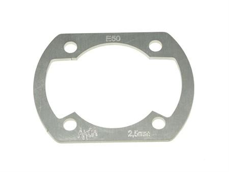 Spacer 1,5mm für Puch Supermaxi LG1 / LG2 Zylinder
