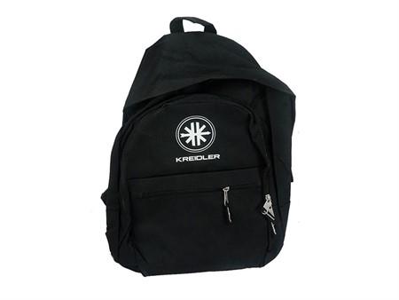 Rucksack Kreidler schwarz mit Logo