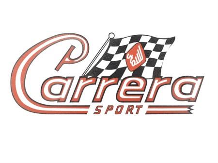 Tankaufkleber Carrera (transparent)