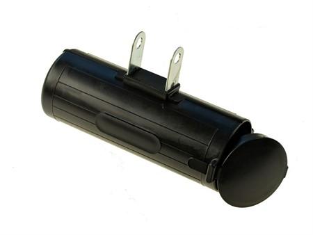 Werkzeugbox Zündapp Belmondo schwarz