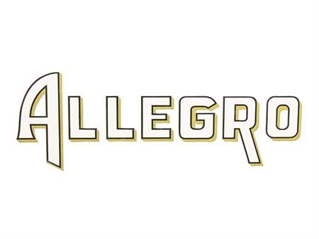 Allegro Aufkleber Puch / Sachs Seitenverkleidungen