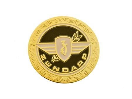 Zündapp Emblem gold/schwarz