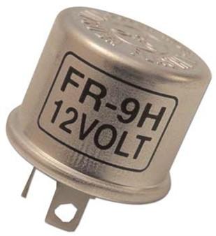 Relais cligno 12V / 4x10W / 2 Pins 90°