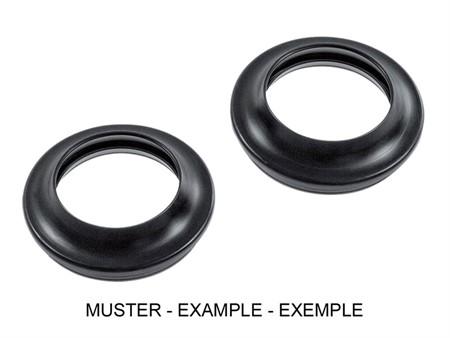 Paar Staubkappen Gabel 41x54.4x6/12.5 Buell/Honda/Kawasaki/Suzuki