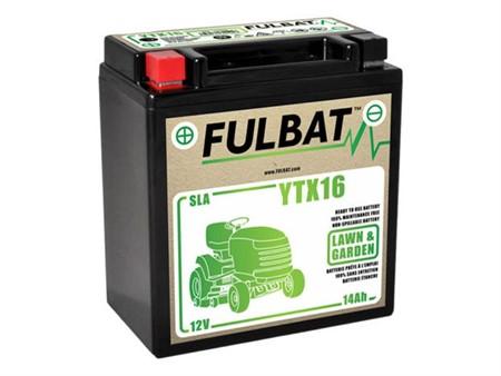 Batterie YTX16-BS GEL FULBAT FTX16-BS/FTX16-SLA
