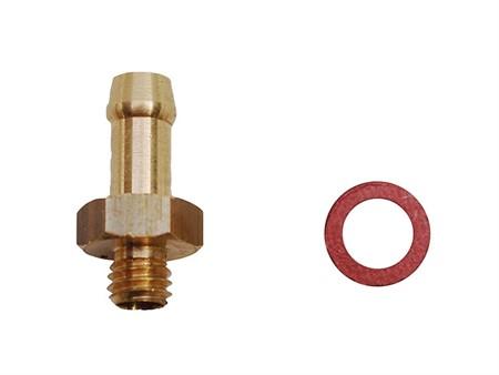 Ölschlauch Anschluss M6 x1 mm