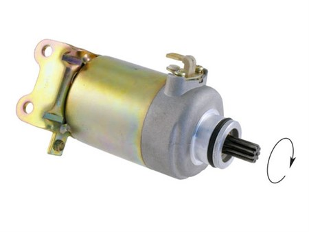 Anlasser Aprilia Leonardo/Scarabeo 125-150cc (Rotax-Motor)