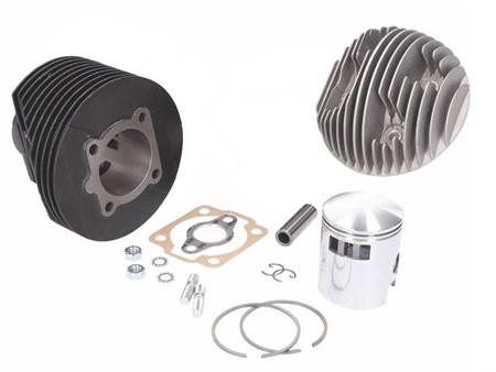 Zylinderkit DR 130cc Guss Vespa PK125, Primavera, ET3