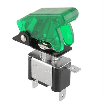 Killswitch Nos Type grün transparent grün LED