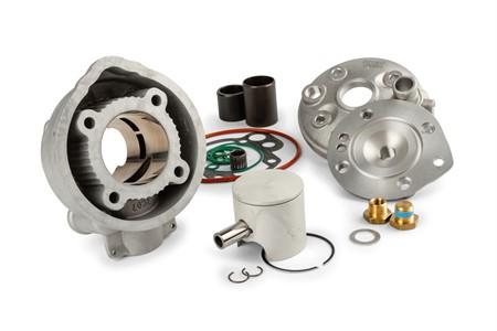 Zylinderkit Top Performances TPR 86cc Alu, Ø50mm, 44mm Hub, Minarelli AM6