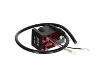 PVL Zündspule 458 100 analog, schwarz Flachstecker Typ 2