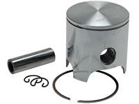 Piston complet Hebo 70cc, Ø 47mm, Suzuki Adress, Derbi Hunter (Morini)