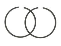Kolbenringset Olympia 43mm für Piaggio