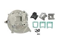 Motorengehäuse Simonini 100cc, inkl. Einlasssystem, Piaggio Mofa