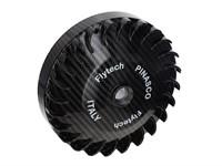 Schwungrad Pinasco Carbon-Look, Piaggio Ciao/SI für Elektro-Zündung