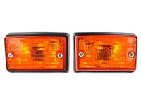 Blinker-Set vorne links + rechts PK 50/125 orange CE