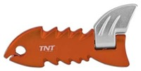 Kickstarter TNT Piranha, Minarelli / Peugeot, Orange