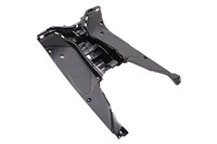 Beinablage schwarz Yamaha Aerox / MBK Nitro