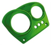 Verschalung Abdeckung Zähler Aerox/Nitro, kawa-grün