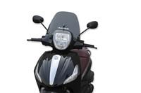 Windschutzscheibe getönt klein Vespa LX 125 2009 ->