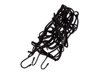 Gepäckträgernetz schwarz (ca. 40x40cm)