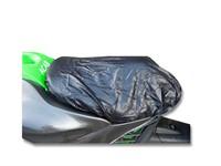 Regenschutz für Sattel schwarz (Grösse M)