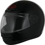 Helm CMS GP2 Basic, schwarz metalic, Grösse L