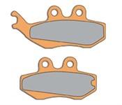 Bremsbeläge Malossi MHR vorne (31,7x57,3x5,5)