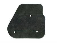 Luftfiltereinsatz Motoforce, Minarelli liegend, schwarz