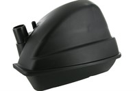Luftfilterkasten komplet Peugeot Ludix schwarz