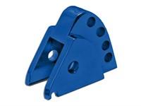 Höherlegungssatz Minarelli, Blau eloxiert
