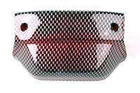 Rücklichtglas look carbone Booster