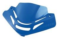 Front Spoiler Doppler, Blau
