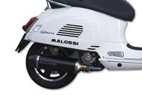 Auspuff Malossi RX Black Edition, Vespa GTS 125-300/GTV