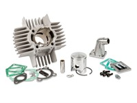 Zylinder-Kit Polini Membrankit 43,5mm Alu Puch