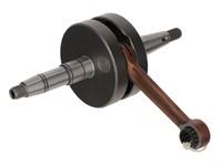 Kurbelwelle TopRacing  High-End, Puch E50 (+1.5 mm Hub)