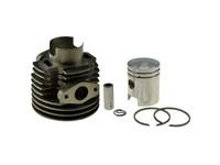 Zylinderkit 40mm Puch X30/Velux 2G Automat, gebläsegekühlt, 12 mm Kolbenbolzen.