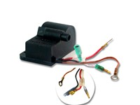 Zündbox (CDI) ECO für Pick-up Tomos (4 Kabel) 2008 ->