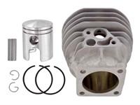 Zylinder 40mm Alu Nikasil 50cc Solex 3300 / 3800 / 5000